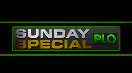 Sunday Special PLO Online Poker